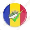 Geo Score Badge - Andorre