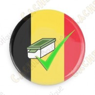Geo Score Button- Belgium