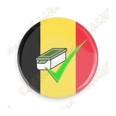 Geo Score Badge - Belgique