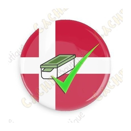 Geo Score Badge - Danemark