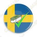 Geo Score Crachá - Suécia
