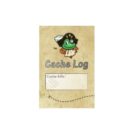 "Pequeno logbook ""Signal Pirate"" - A7"