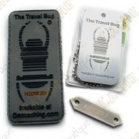 Patch TB trackable - Caoutchouc
