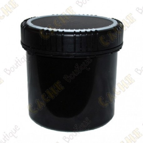 Barril preto impermeável - 650ml