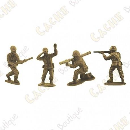 Soldados pequeños - Lote de 10