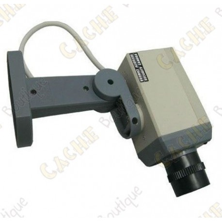 câmera manequim - Detector de mocimento