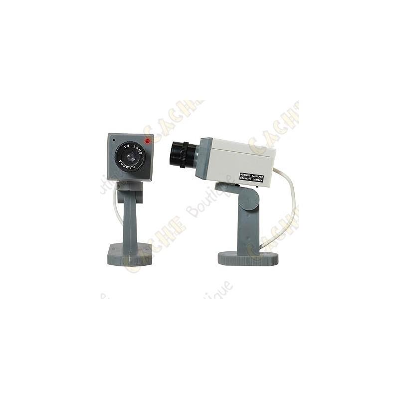 Cam ra factice d tecteur de mouvement cache boutique - Camera detecteur de mouvement ...