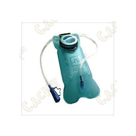 Bolsa de agua para mochila - 2L
