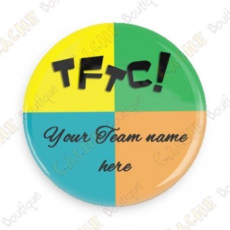 Team Name button x 100 - Custom