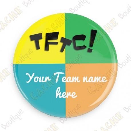 Team Name button x 50 - Custom