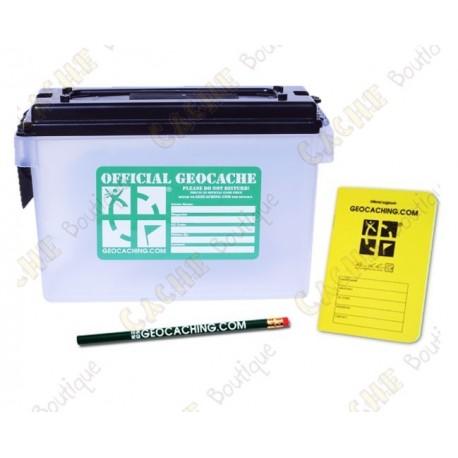 Ammo box de plástico - Caja a municiones
