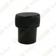 Nano Cache XL con imán - Negro