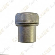 Magnetic XL Nano Cache - Silver