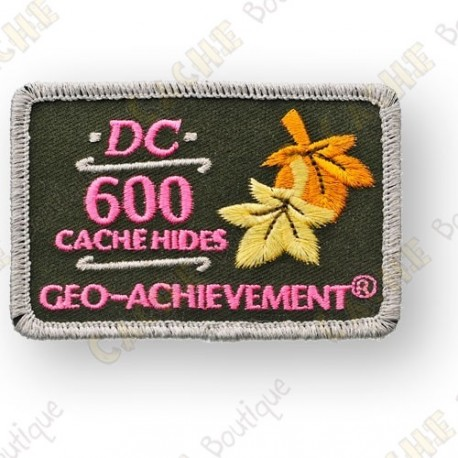 Geo Achievement® 600 Hides - Patch
