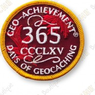 Geo Achievement® 365 Days - Parche