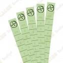 Micro replacement logroll Rite in the rain® - Green