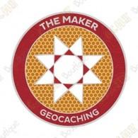 Géocoin 'Maker Madness' - Prévente