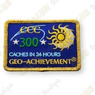 Perfect for awarding your friend our yourself for all the caches you found.