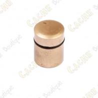 Magnetic Nano Cache - Brass