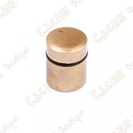 Nano Cache aimantée - Bronze