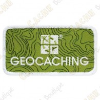 Groundspeak logo patch - Green