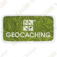 Patch Geocaching Groundspeak - Vert