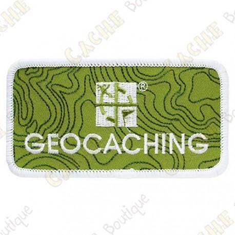 Patch Geocaching Groundspeak - Verde