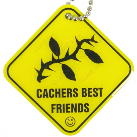 "Traveler ""Cachers Best Friend"" - Thorn"