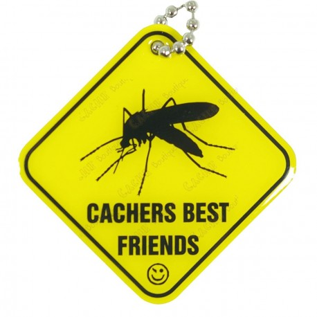 """Traveler """"Cachers Best Friend"""" - Mosquito"""