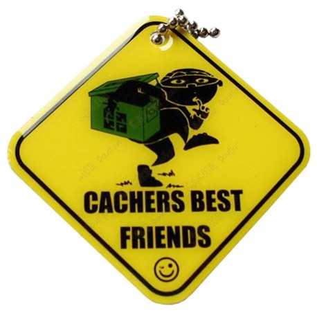 """Traveler """"Cachers Best Friend"""" - Thief"""