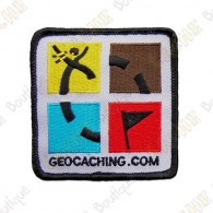Parche Geocaching Groundspeak