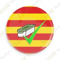 Geo Score Button - Catalonia