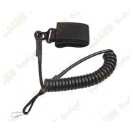 With this attach you will always have your GPS within easy reach.