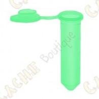 Micro tube en plastique pour cache urbaine ou pour fabriquer des caches originales.