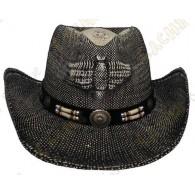 Obter a aparência de Texas com este chapéu!