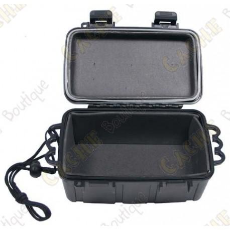 Black waterproof box - Medium