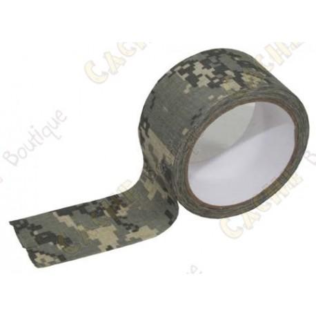 Adhésif camouflage large - Digital