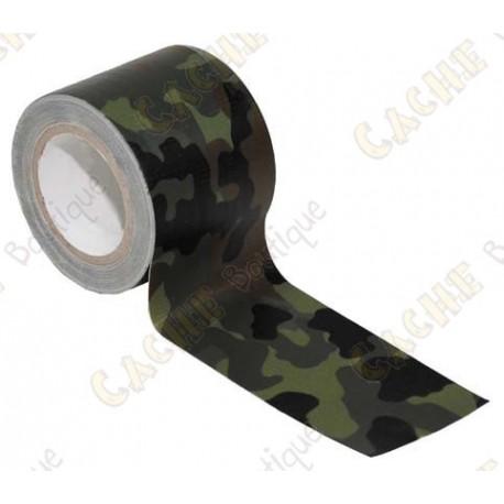 Camuflaje adhesivo sintético - Selva