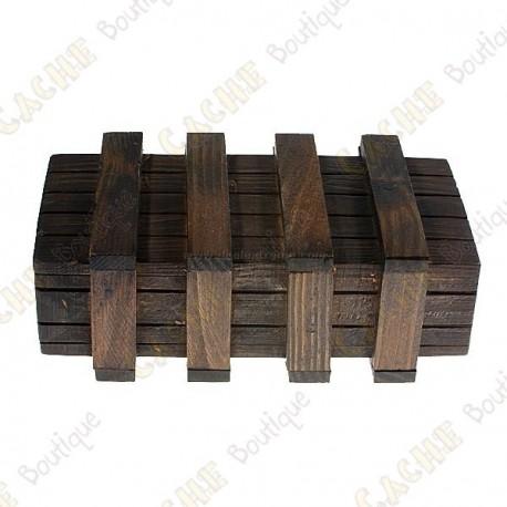 "Cache ""Secret drawer"" wooden - Large size"
