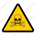 "Cache ""Danger de mort"""