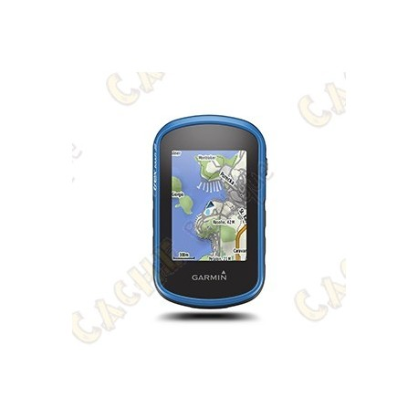 GPS Garmin eTrex® Touch 25 - Topo Active Ouest Europe - Cache Boutique