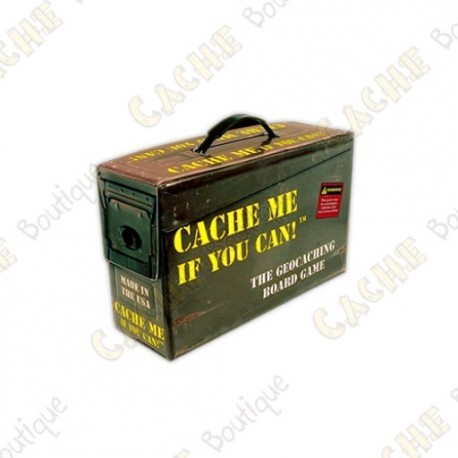 "Jeu de société ""Cache me if you can!"" - Cache Boutique"