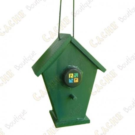 "Cache ""Birdhouse"""