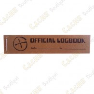 "Pequeno logbook ""Official Logbook"" PET - Rite in the Rain"