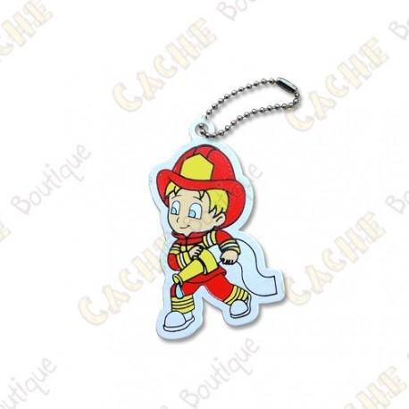 """Traveler """"Fred the fireman"""""""