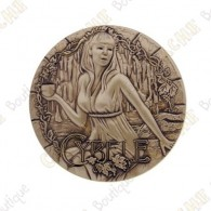 "Geocoin ""Greek Gods"" 5 - Cybele"