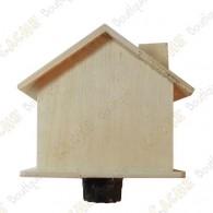 "Cache ""Birdhouse"" - Madera"