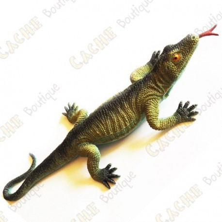 """Cache """"insect"""" - Large lizard"""