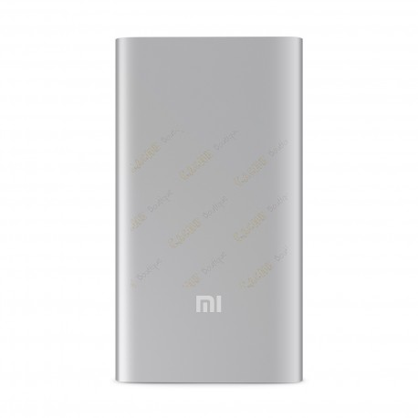 Chargeur de secours USB Xiaomi 5000 mAh