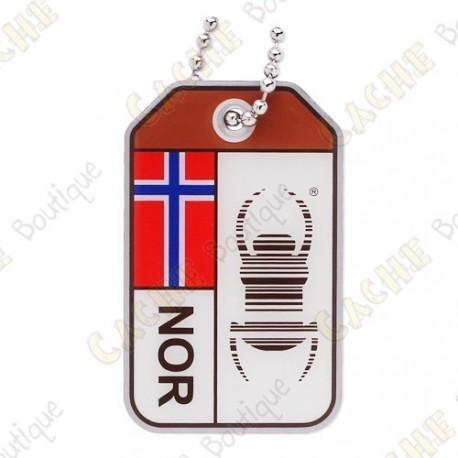 """Travel Bug """"Origins"""" - Norvège"""